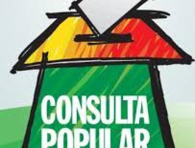 Votação da Consulta Popular e Cidadã Regional