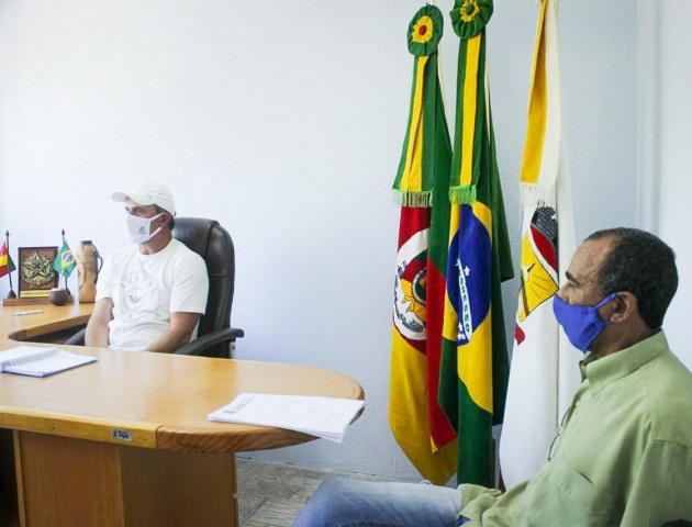 Executivo de Arroio Grande busca apoio na Câmara para contenção da Covid-19