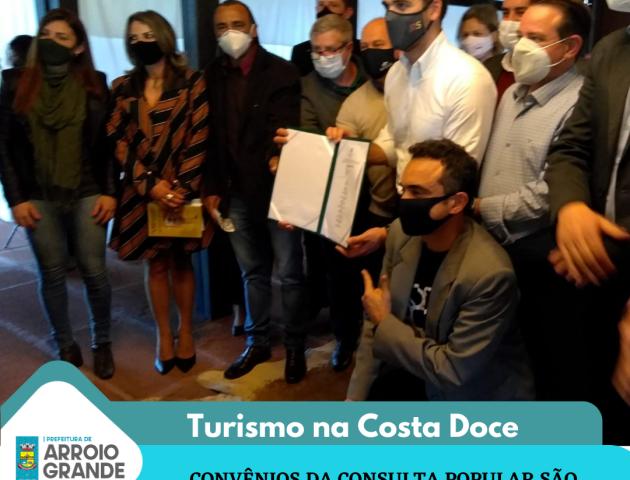 O Turismo da Costa Doce em destaque