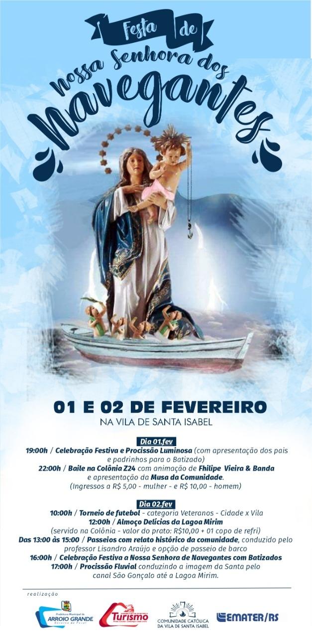 Festa de Nossa Senhora dos Navegantes