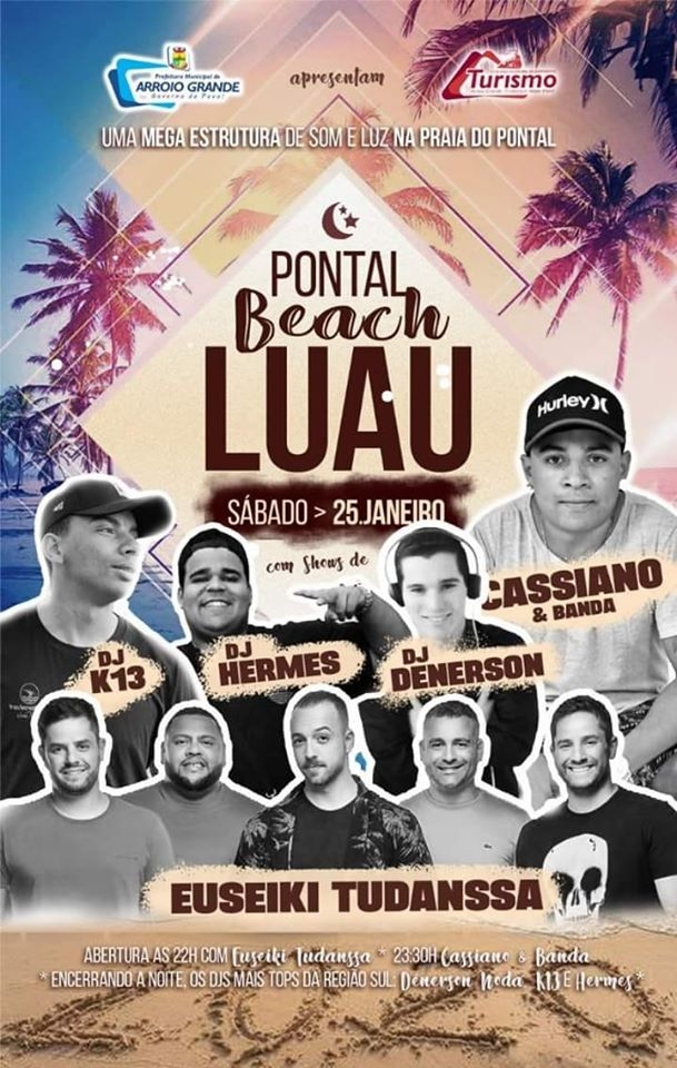 Luau Pontal Beach